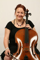 Alison Holford - cello